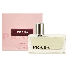 PRADA AMBER perfume by PRADA was launched in late 2004. PRADA perfume brings the unique fusion of tradition and innovation to the world of fragrance. PRADA perfume reinvents the ancient art of yesterday and tomorrow with a scent inspired by the past, which embodies the future. PRADA perfume is intensely feminine enveloped with essences of Bergamot Oil Italian, Orange Oil, Bitter Orange Oil, Mandarin Flower, Mimosa India, Rose Absolute ABS, Schinus Molle ABS MNR, Peru Balsam, Patchouli Oil LMR, Raspberry Flower, Labdanum Resinoide LMR, Tonka Bean ABS LMR, Vanilla Absolute, Musk, and Sandalwood Oil. Prada perfume is recommended for formal use.