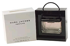 The first fragrance for women by Marc Jacobs. Think fresh gardenias floating on water, enhanced by creamy musks. This lush floral essence includes velvet gardenia blended with white pepper and hints of sheer Egyptian jasmine and honeysuckle