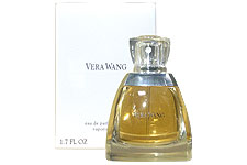 VERA WANG perfume has captured desire in a modern, floral bouquet. The first encounter with the fragrance is a flirtation that begins with Bulgarian rose, calla lilly, and mandarin flower. Vera Wang perfume is enveloped with gardenia, lotus, iris, and white stephanotis. The fragrance is wrapped in a final embrace of sheer musks, white woods, and precious floral nectar. Vera Wang perfume is ideal for evening use.